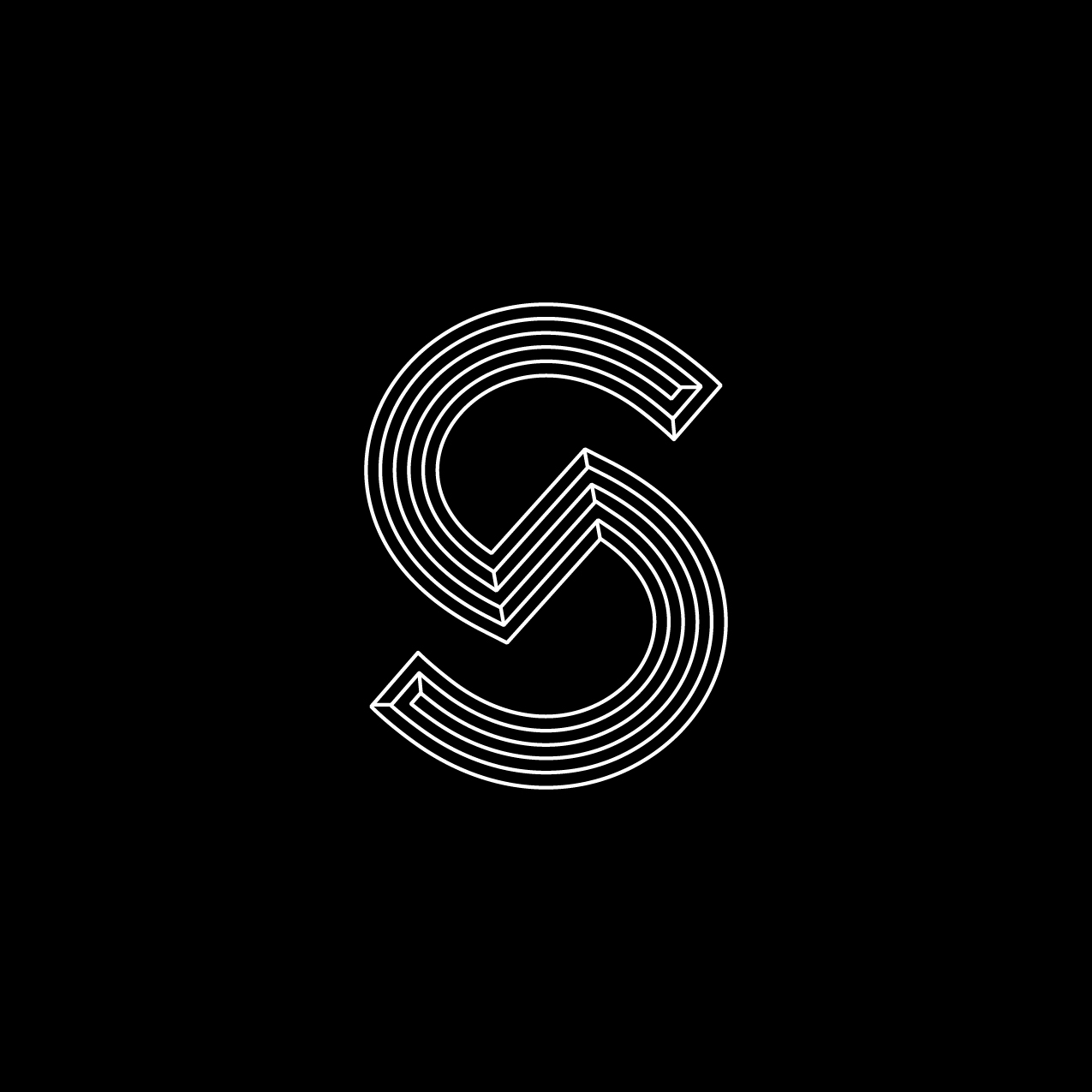 Letter S13 Design by Furia