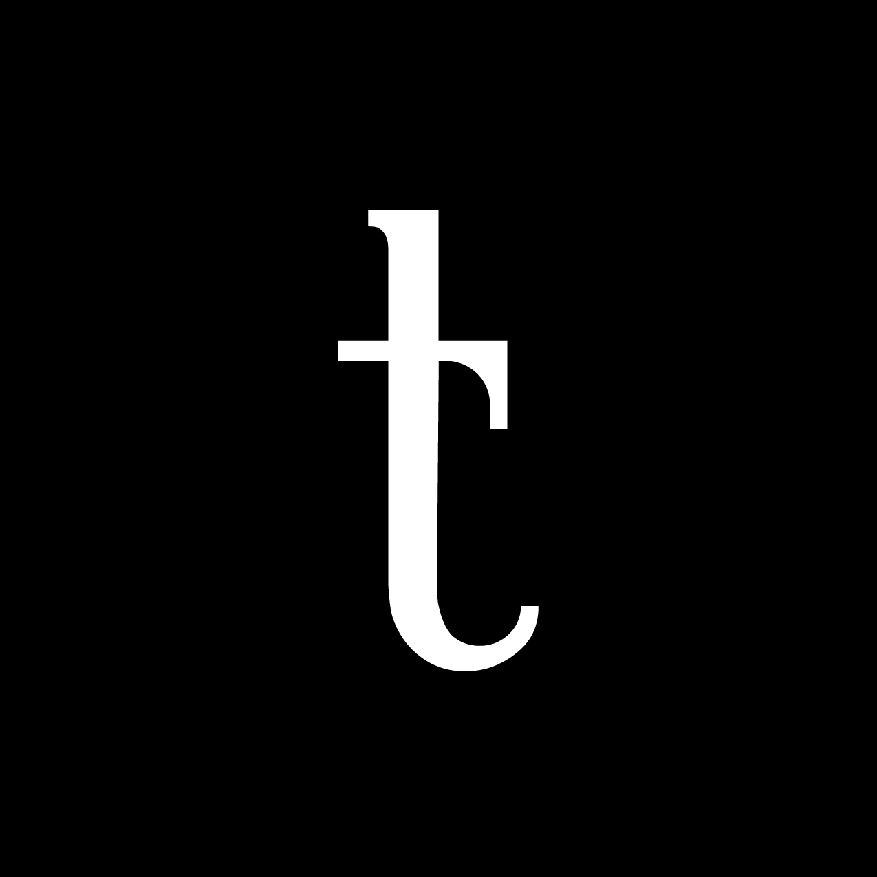 Letter T11 Design by Furia