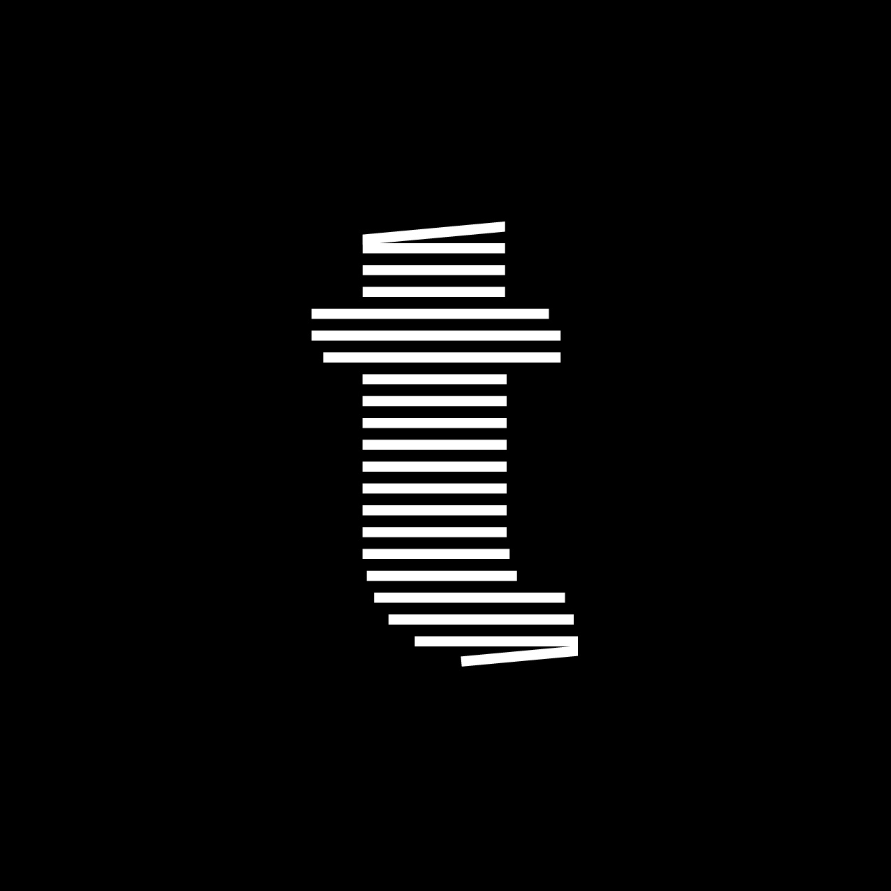 Letter T13 Design by Furia