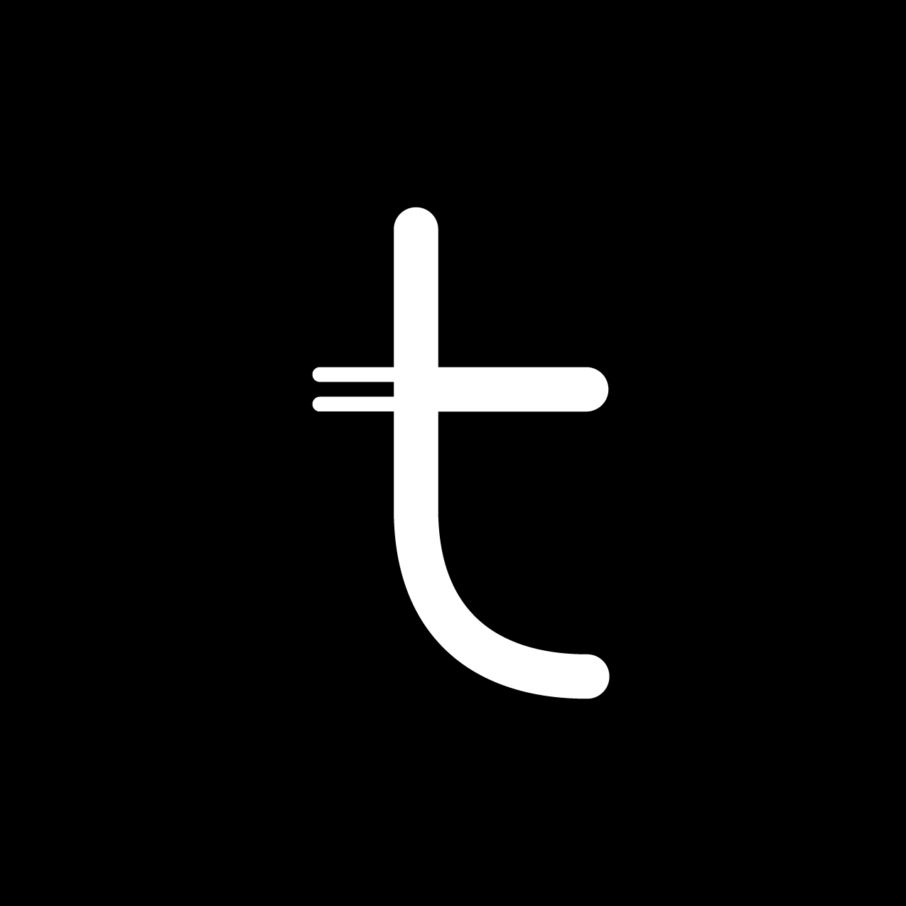 Letter T4 Design by Furia
