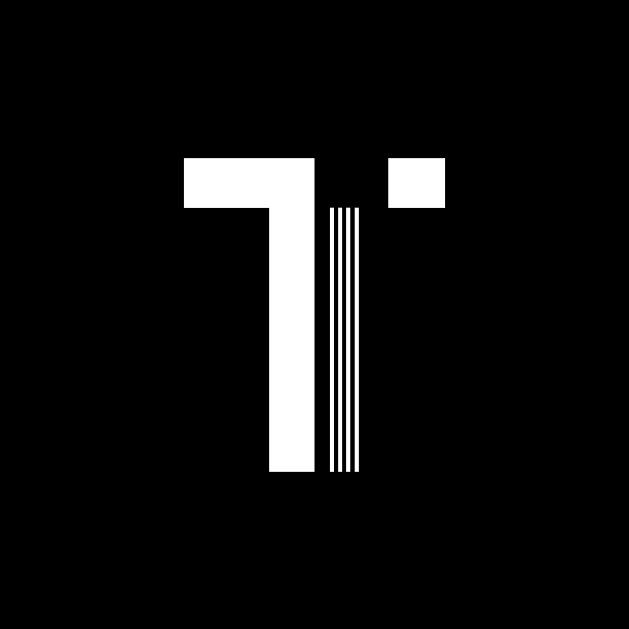 Letter T6 Design by Furia