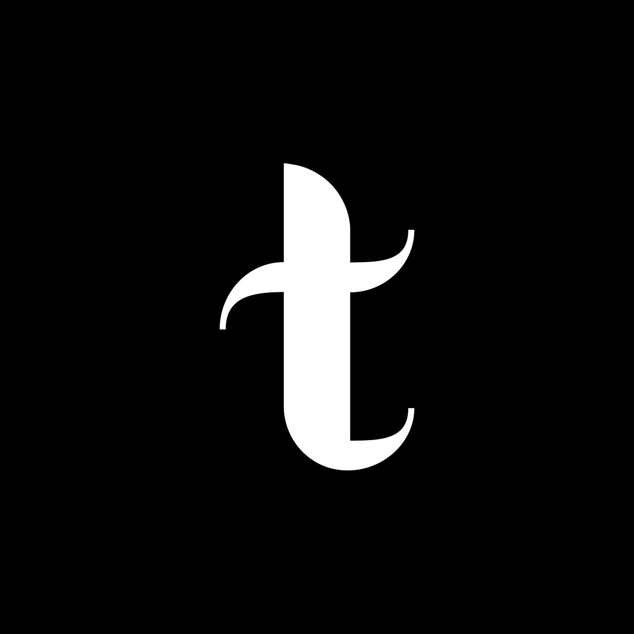 Letter T9 Design by Furia