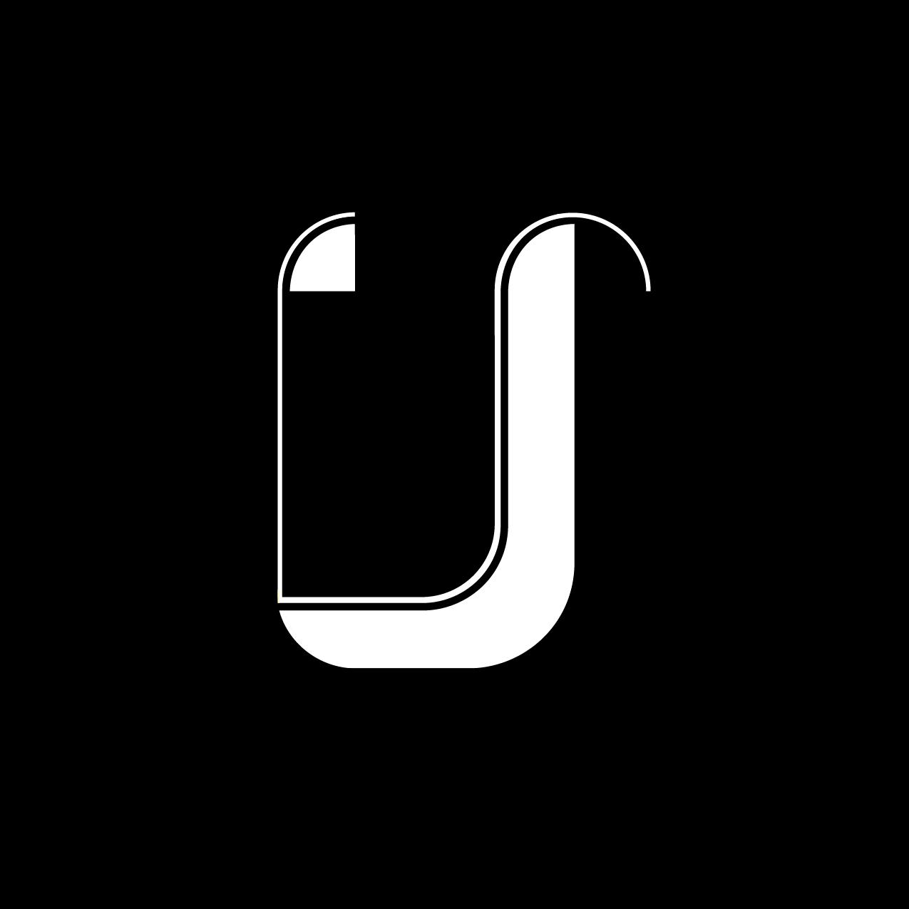 Letter U3 Design by Furia