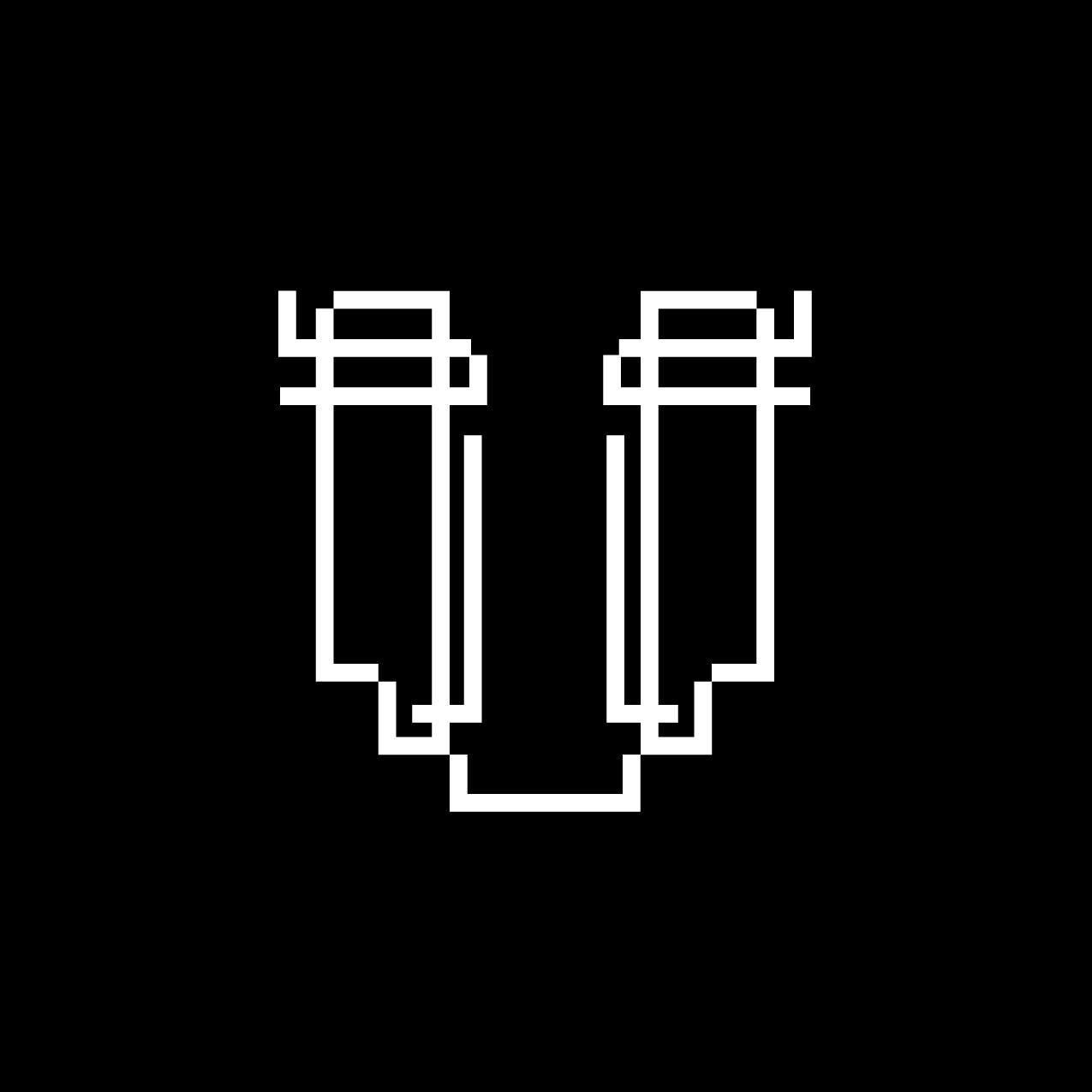 Letter U7 Design by Furia