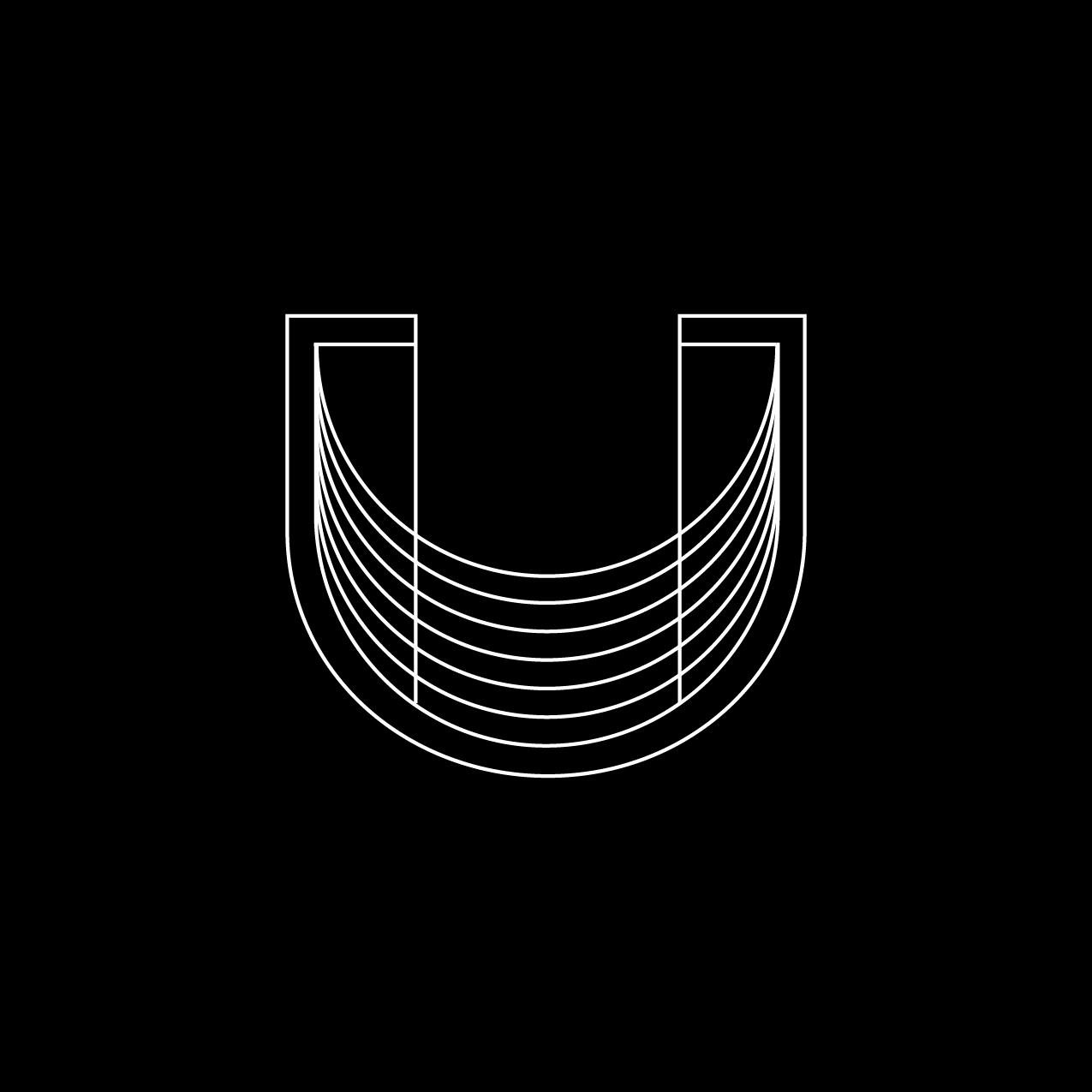 Letter U8 Design by Furia
