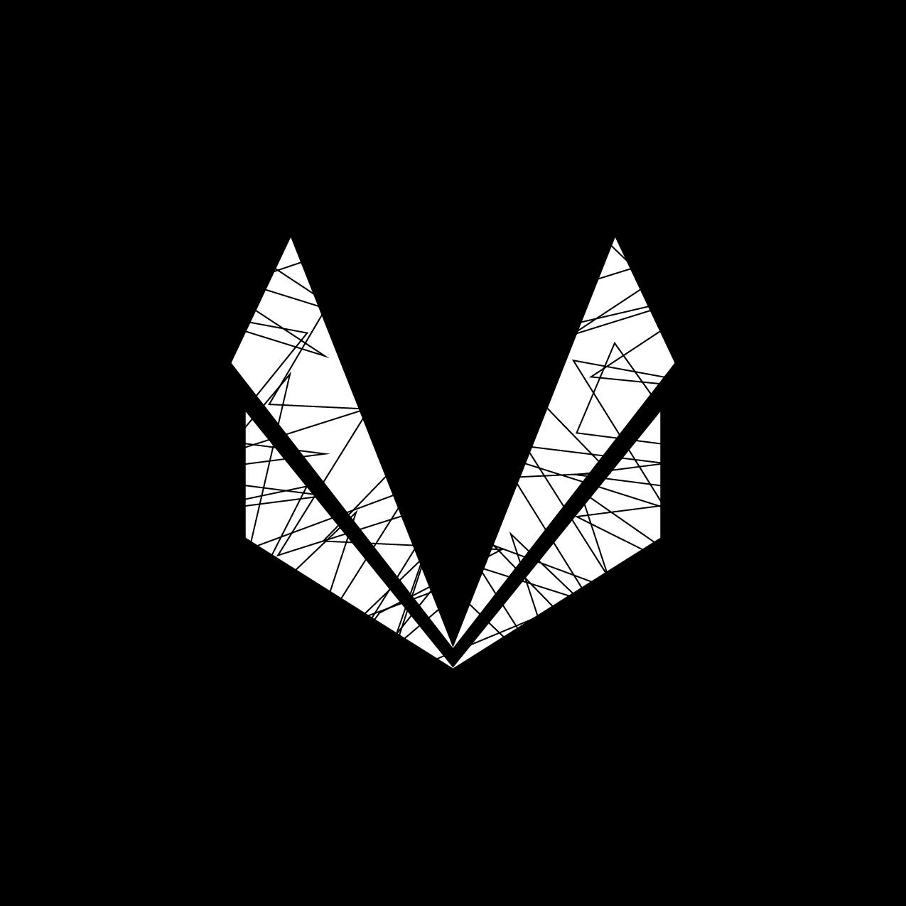Letter V1 Design by Furia