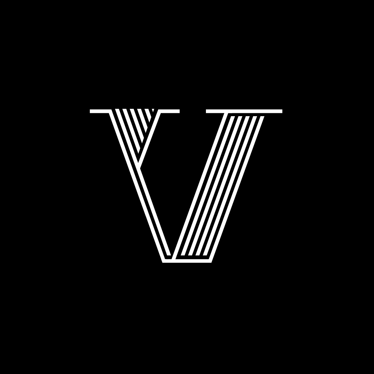 Letter V13 Design by Furia