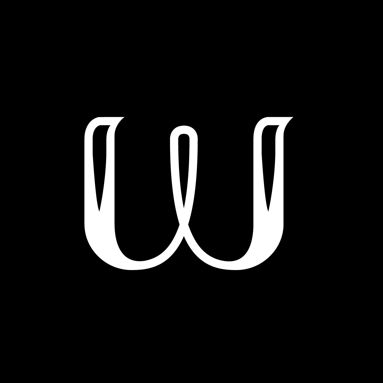 Letter W1 Design by Furia