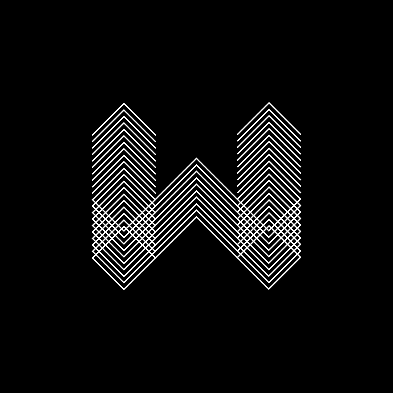 Letter W3 Design by Furia