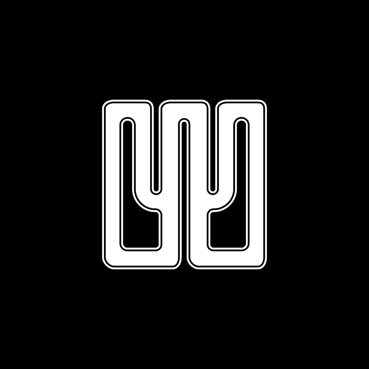 Letter W7 Design by Furia