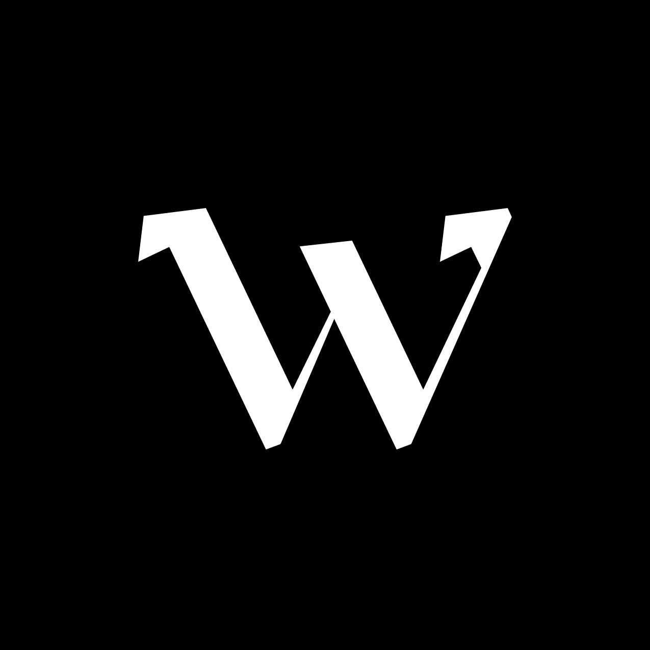 Letter W9 Design by Furia