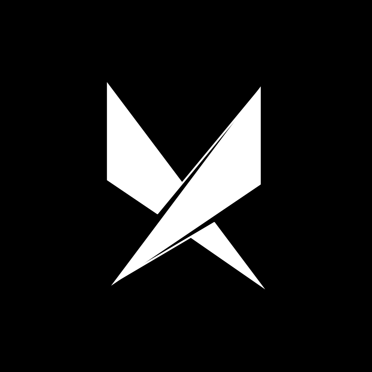 Letter X2 Design by Furia