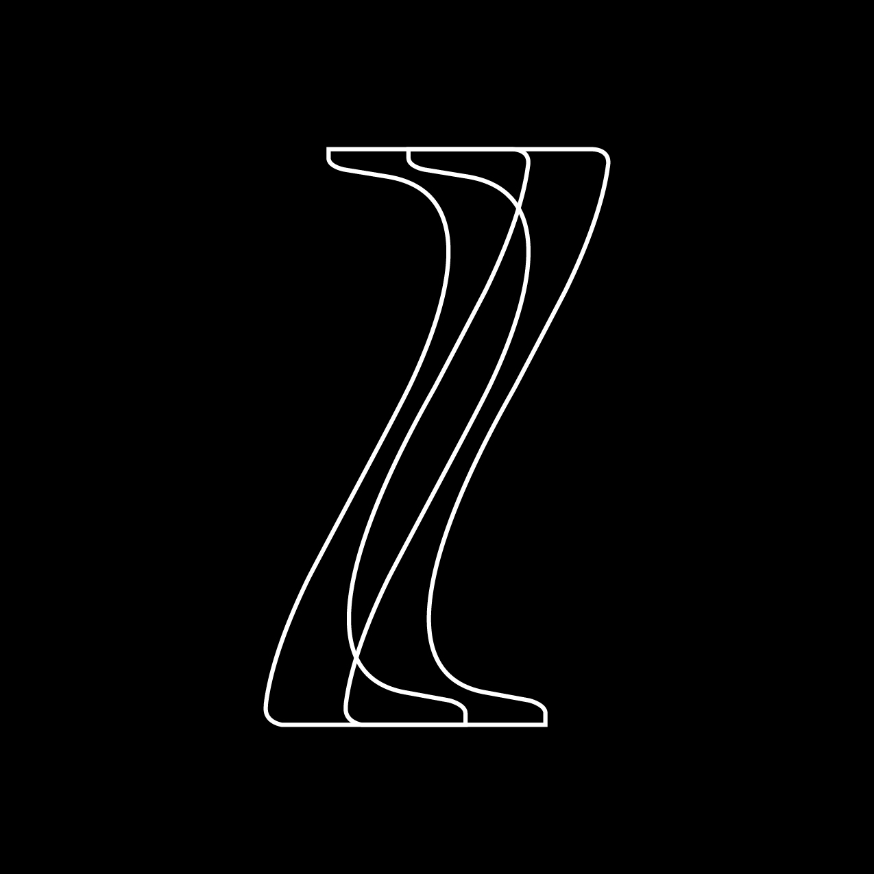 Letter Z12 Design by Furia