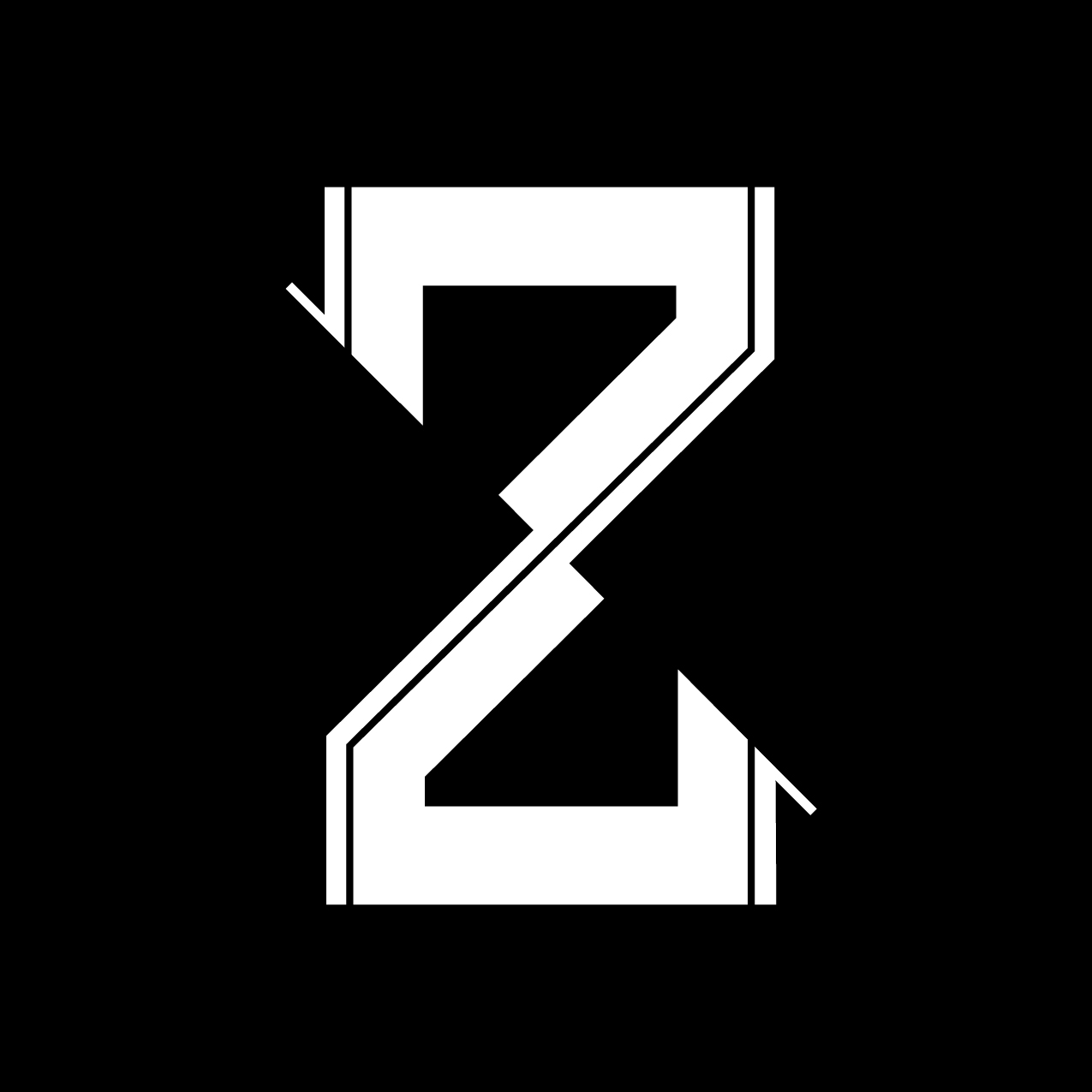 Letter Z13 Design by Furia