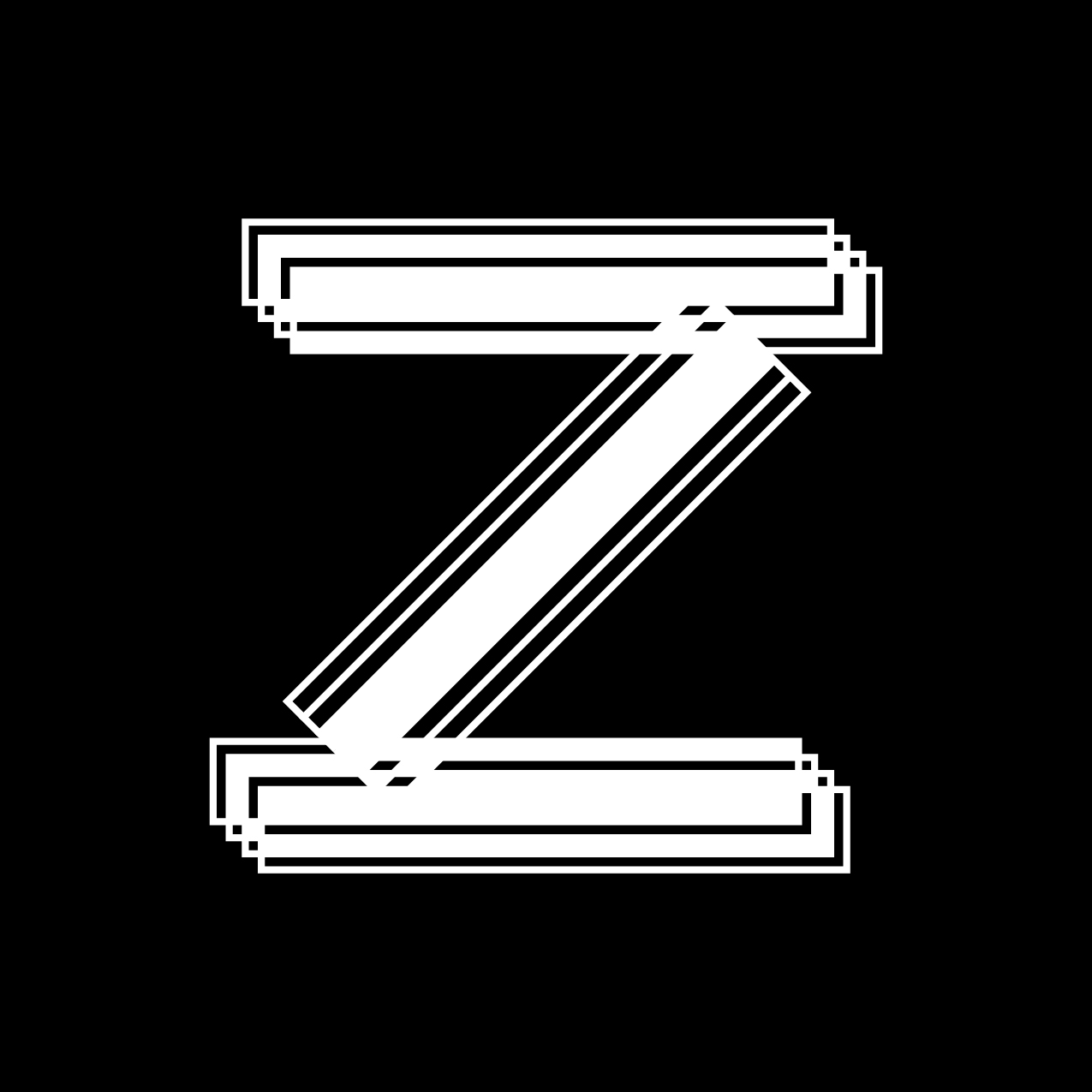 Letter Z5 Design by Furia