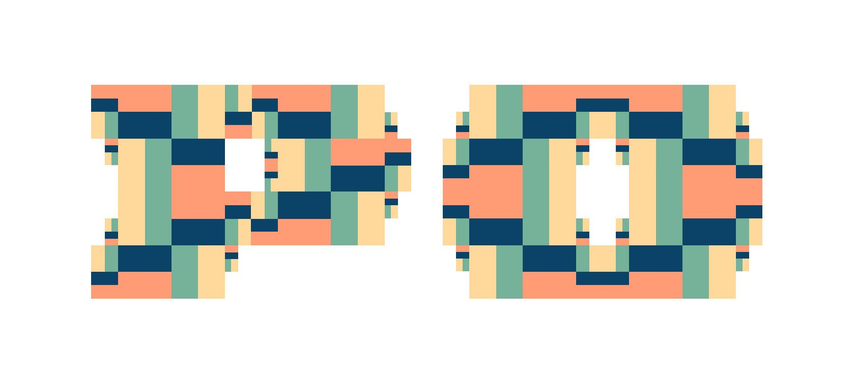 Petite Ocean Lettering Design by Furia