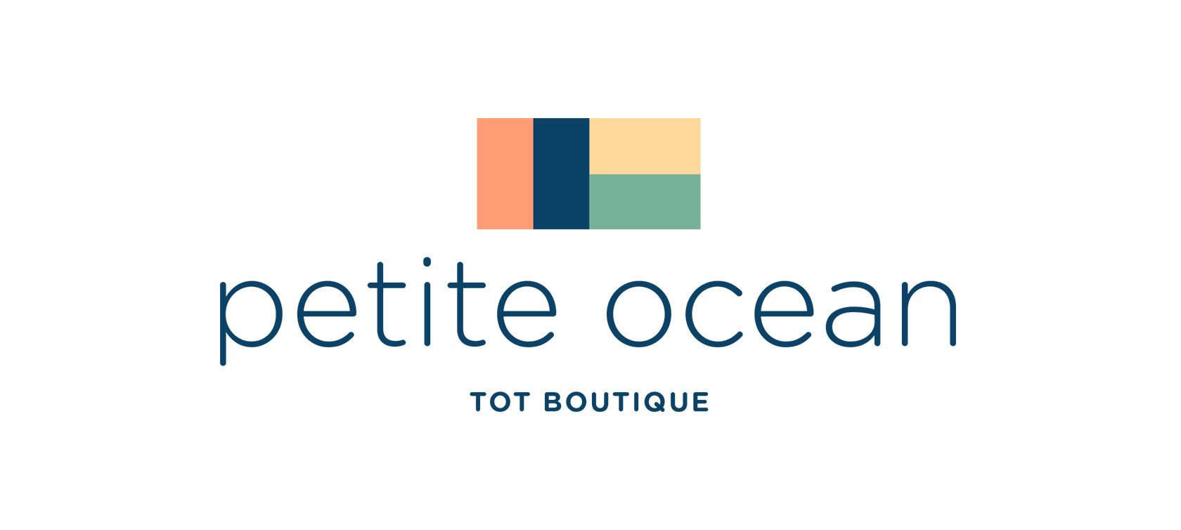Petite Ocean Logo and Branding Design by Furia