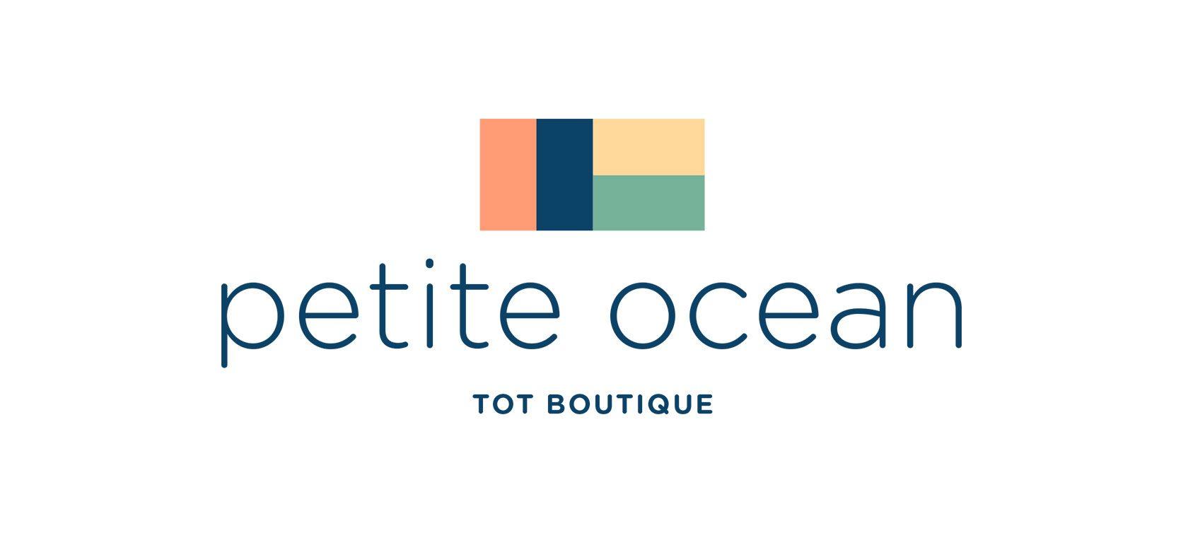 Petite Ocean Logo and Branding Design by Furia