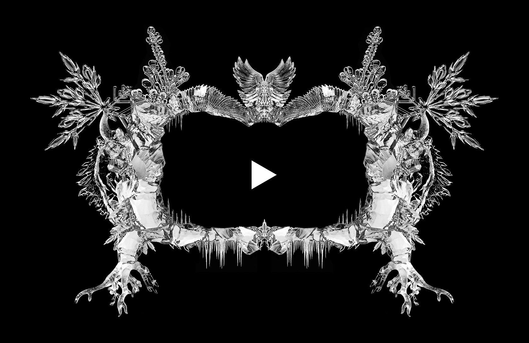 The Visual Medium Media Player Ice Design by Furia