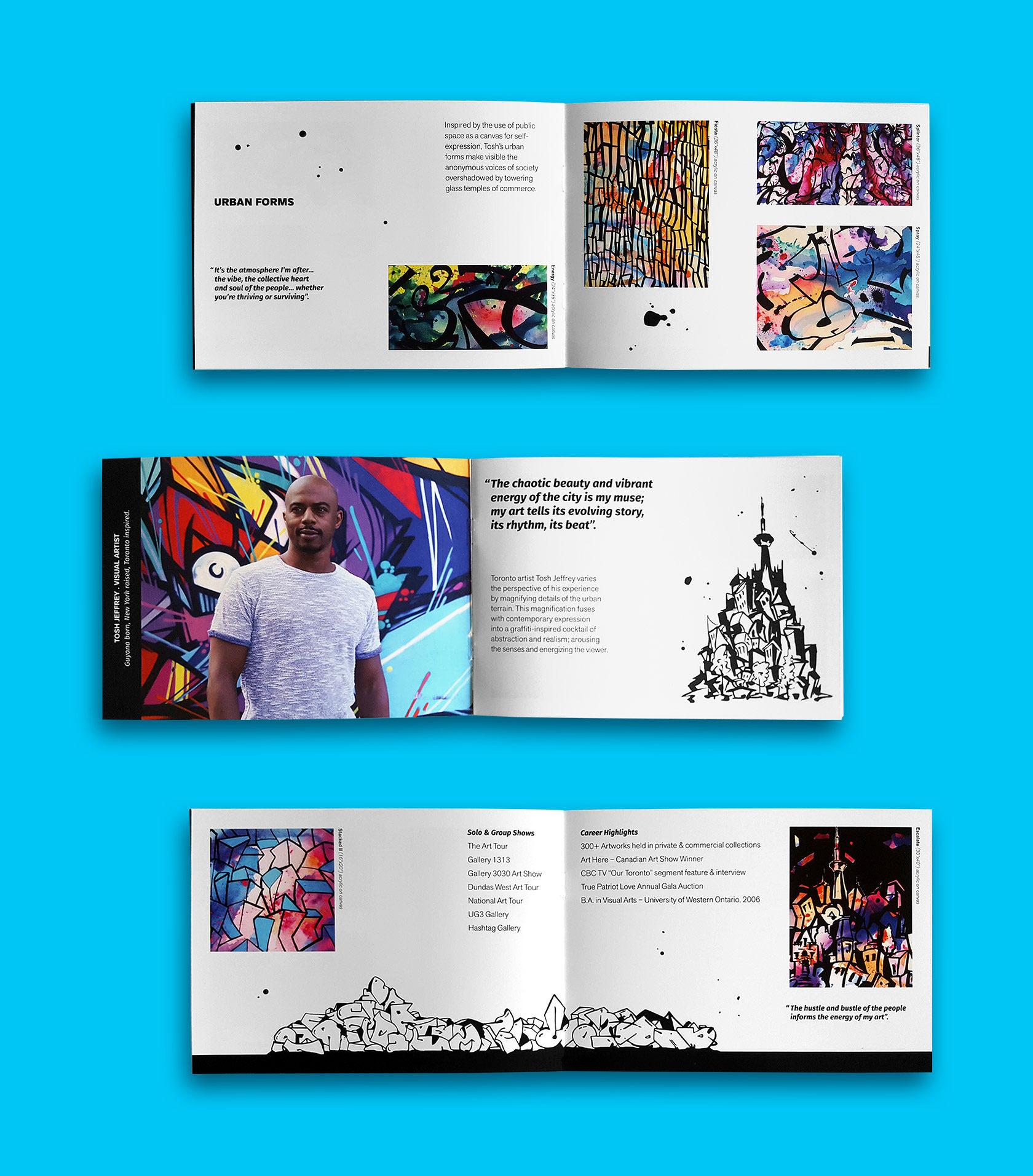 Tosh Jeffrey Booklet by Furia