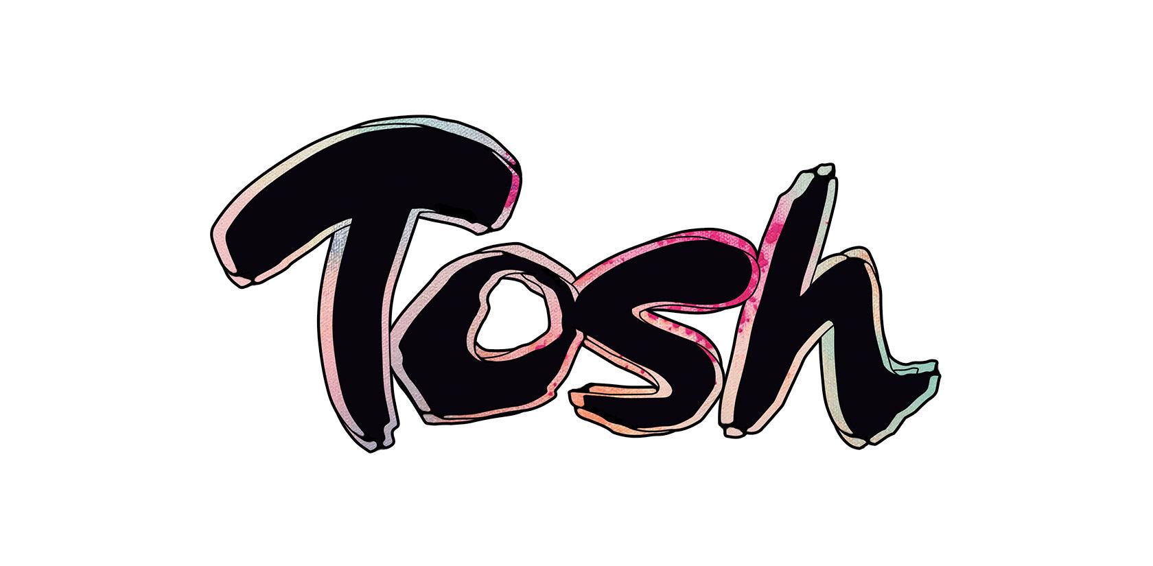 Tosh Jeffrey Alternate Logo by Furia