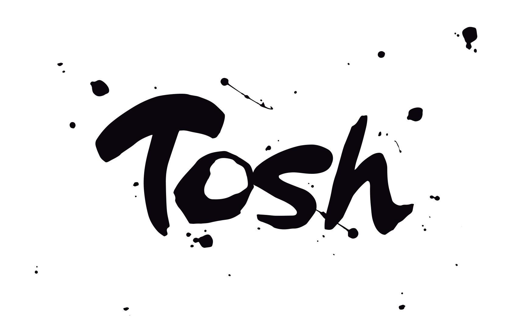 Tosh Jeffrey Logo Identity Design by Furia