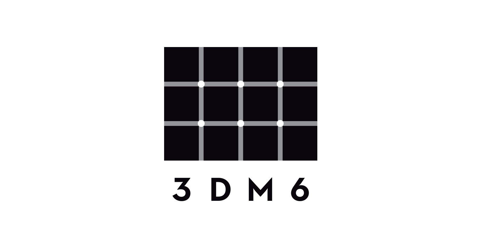 3DM6 Brand Identity Design by Furia
