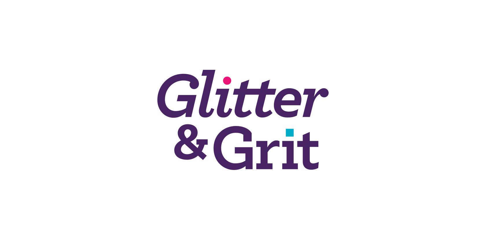 Glitter & Grit Logo Design by Furia