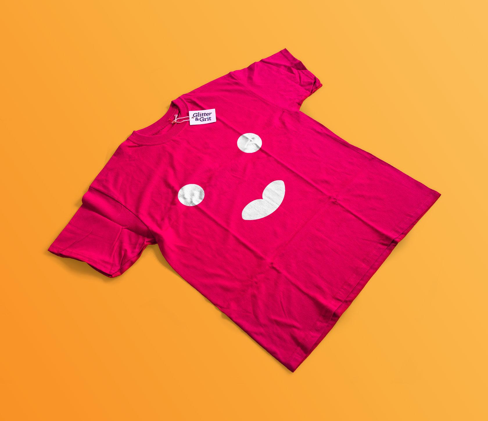 Glitter & Grit Merchandise Design by Furia