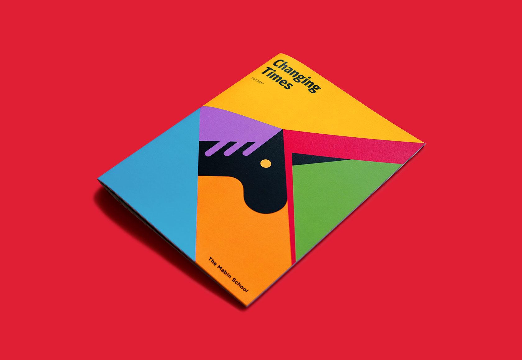The Mabin School Magazine Editorial Design 8 by Furia