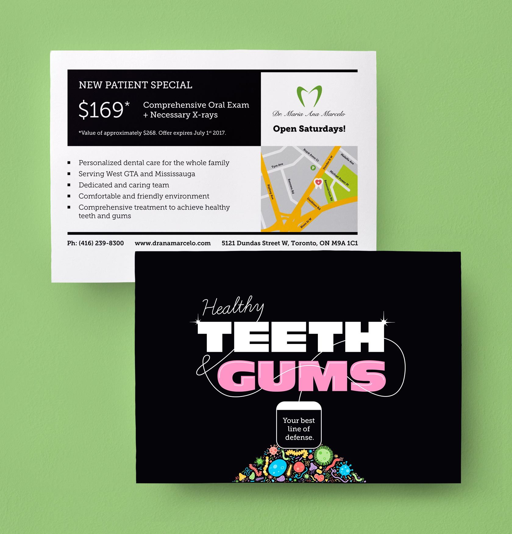Advertising Mailer Design by Furia