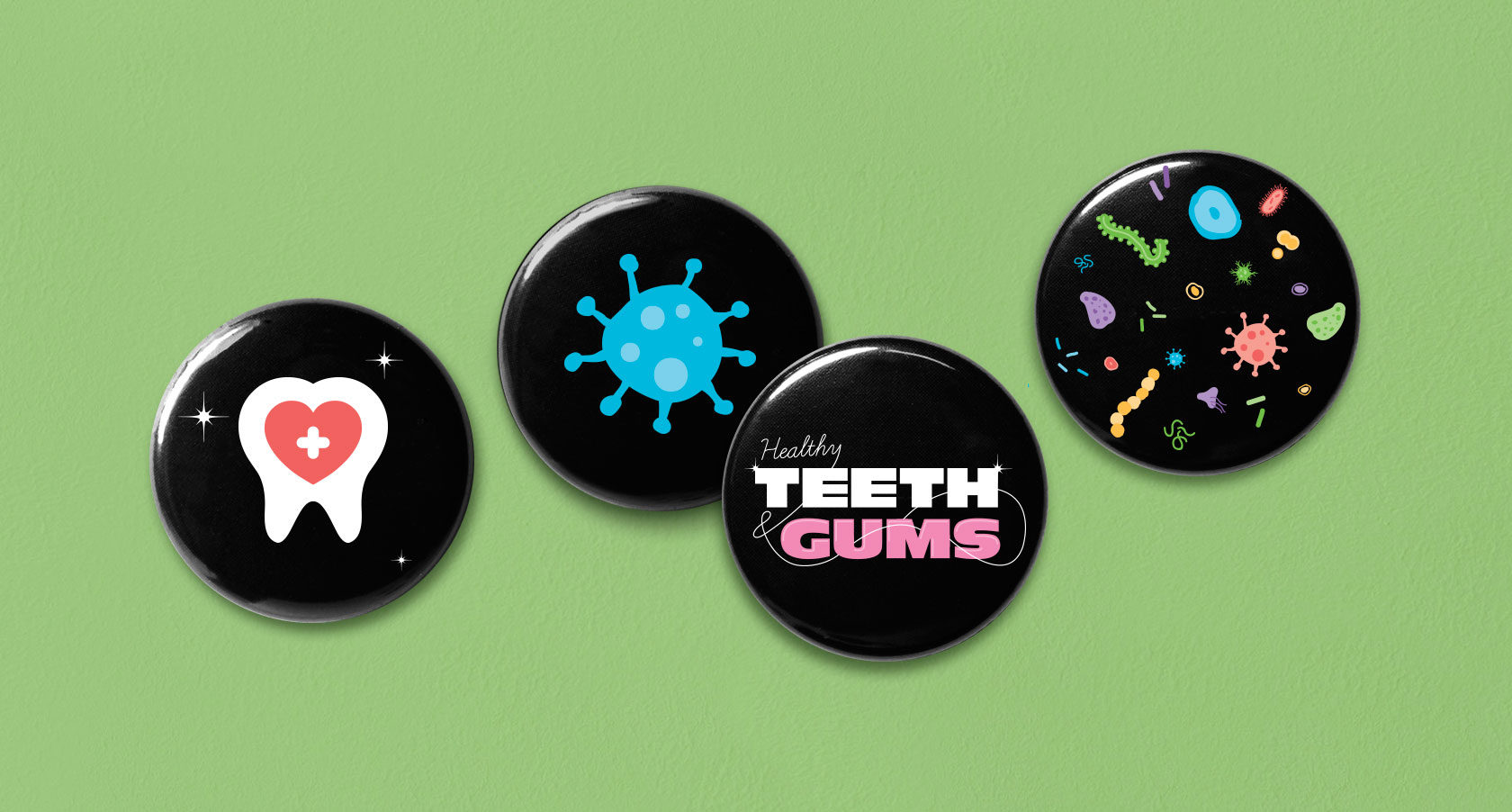 Promotional Pin Design by Furia