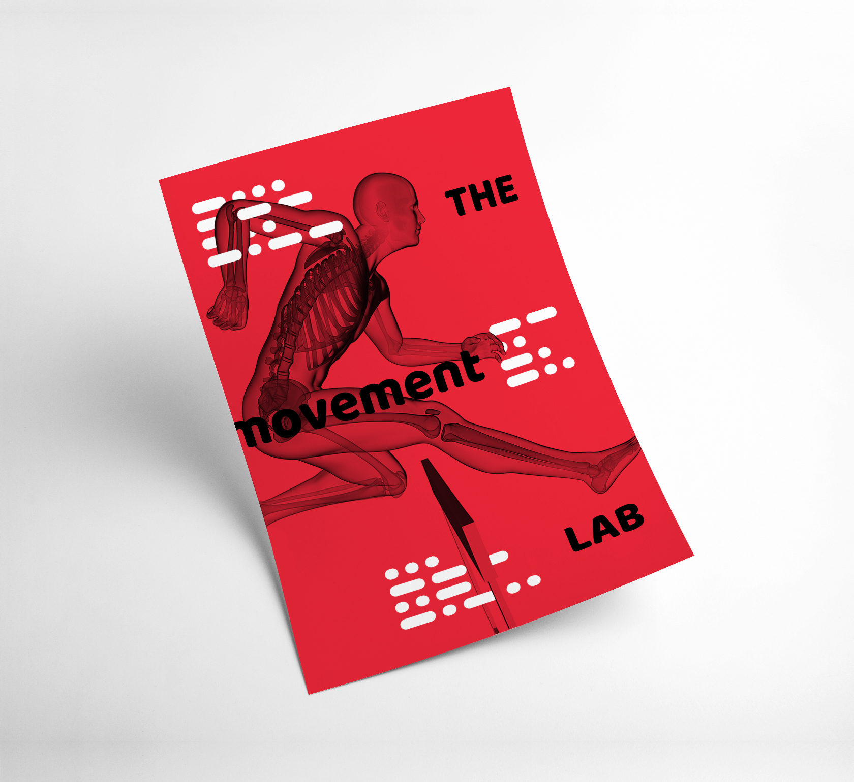 The Movement Lab Flyer Design by Furia