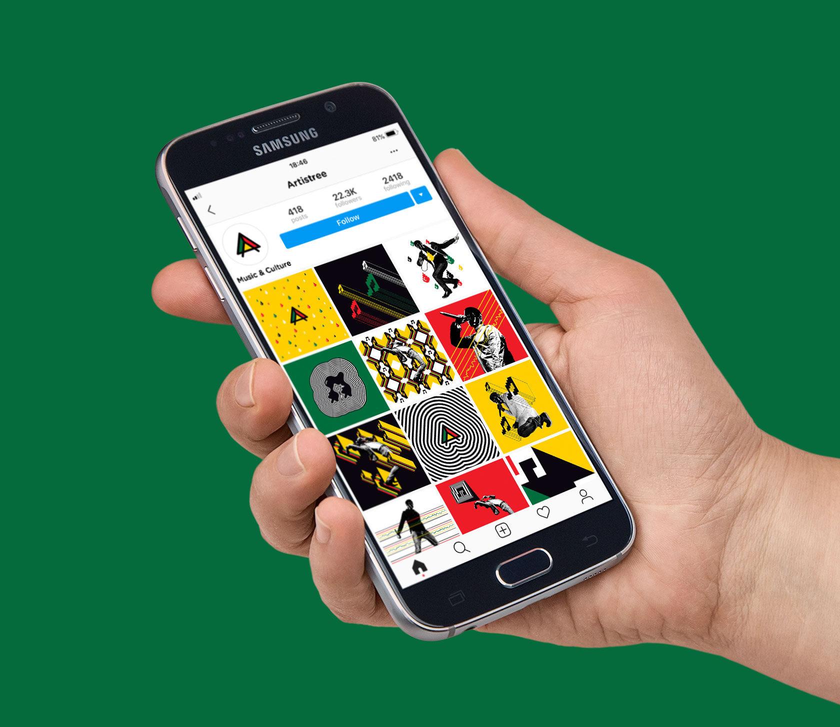 Artistree-social-media-content-design-by-Furia