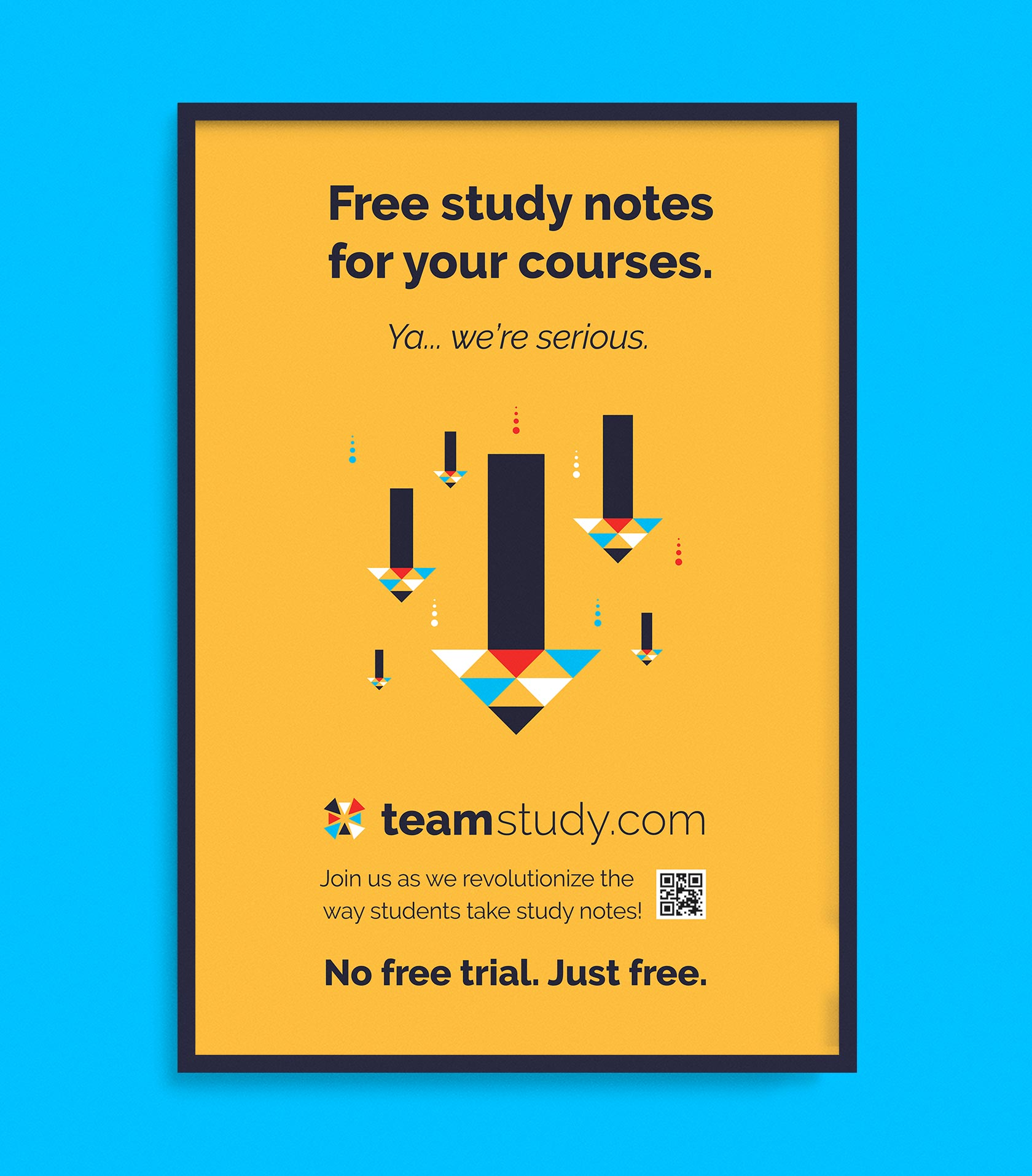 Team Study Poster Design by Furia 3